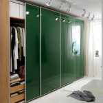 Bifold Closet Doors Ikea With Glass Design