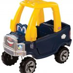 Big Lil Tykes Car With Blue Color And Big Wheels
