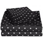 Black And White Polka Dot Sheets
