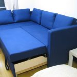 Blue Corner Sofa Sleepers Ikea