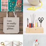 Christmas Simple Gift Ideas For Crafters