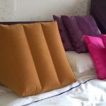 Colorful Pillows For Sitting Up In Bed With Colorful Pillows