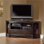 Cool shabby corner TV cabinet for corner