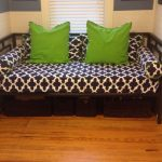 Decorative Mattress Of Extra Long Twin Daybed With Storage