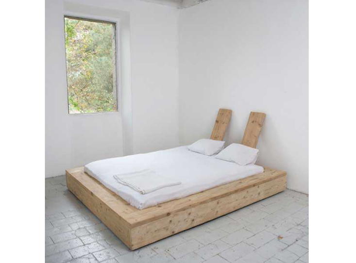 Bed Frame Design For Small Room