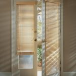 Glass Door Coverings For French White Door