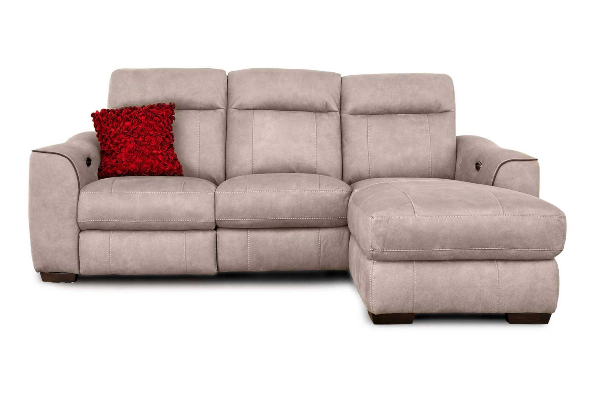 Best Htl Furniture Reviews Homesfeed: red and grey sofa