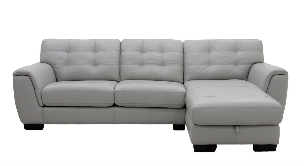 Htl leather sofa reviews refil sofa for Htl sectional leather sofa