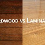 Hardwood Floor VS Laminate Flooring