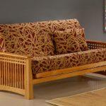 Hardwood framed couch idea