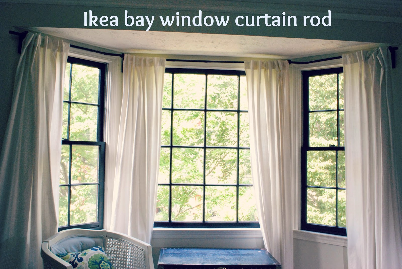 Easy Curtain Rods