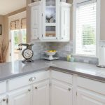 Kitchen Makeovers On A Budget With White Kitchen Cabinet Shades