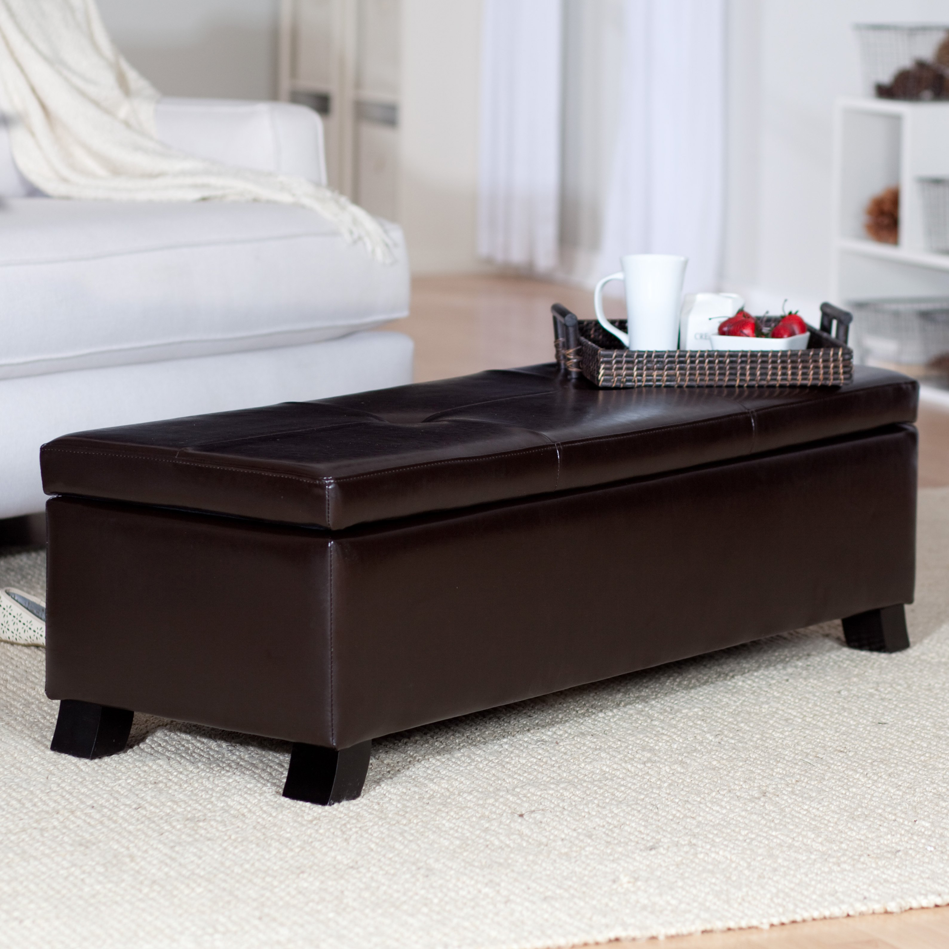 Wondrous Perfect End Of Bed Storage Bench Homesfeed Bralicious Painted Fabric Chair Ideas Braliciousco