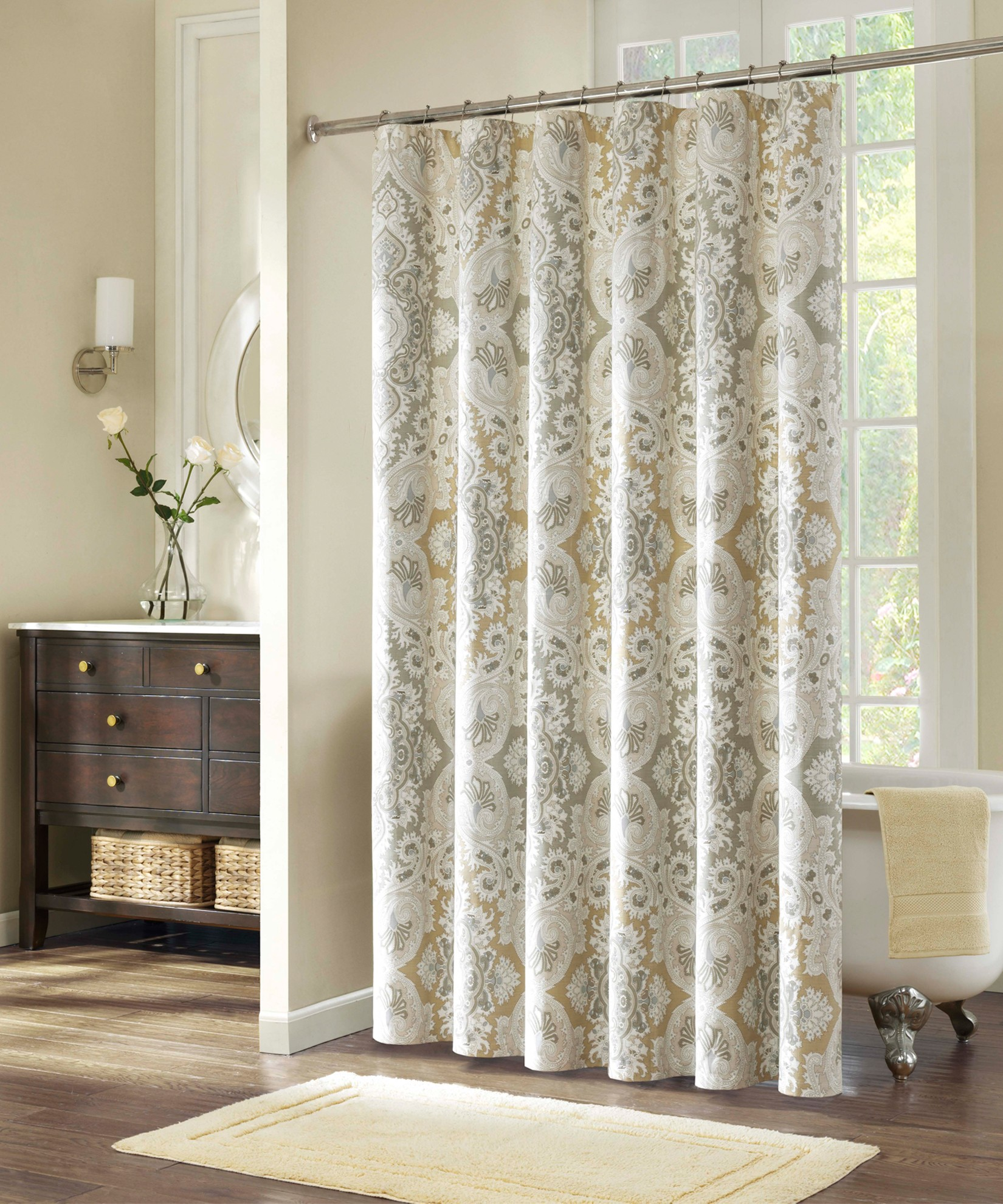 title | Extra Long Shower Curtain Target