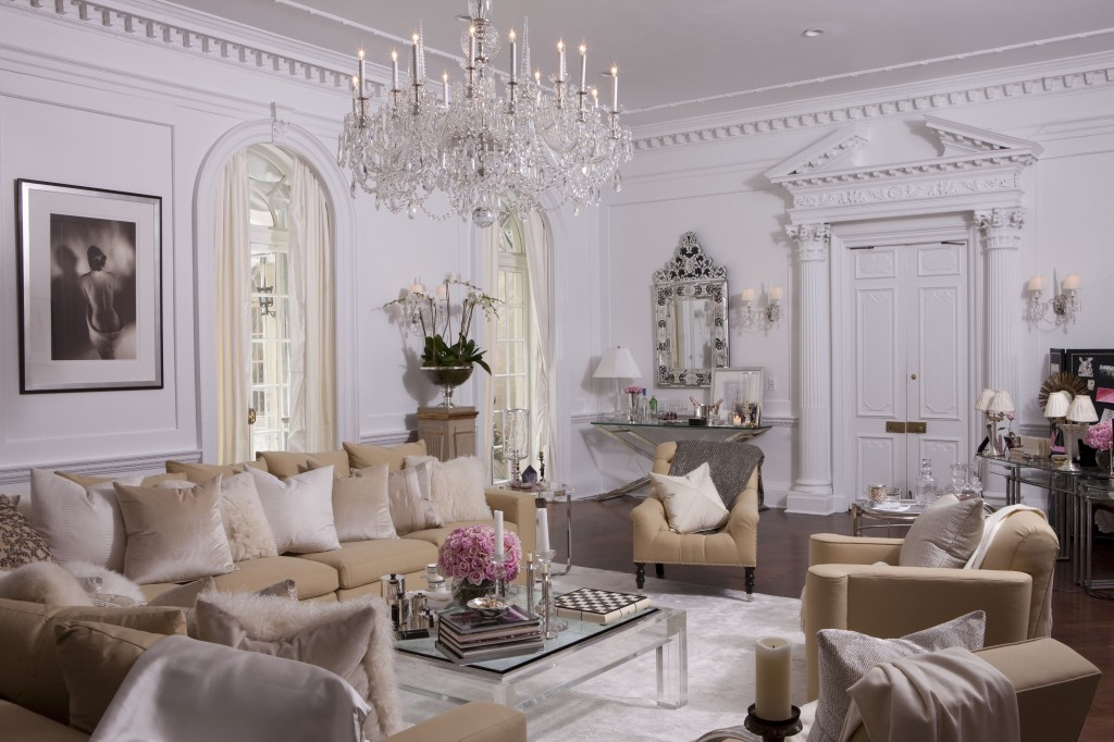 Antique Old Hollywood Glamour Decor | HomesFeed