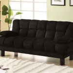Most Comfortable Futons Of Black Couch Bed