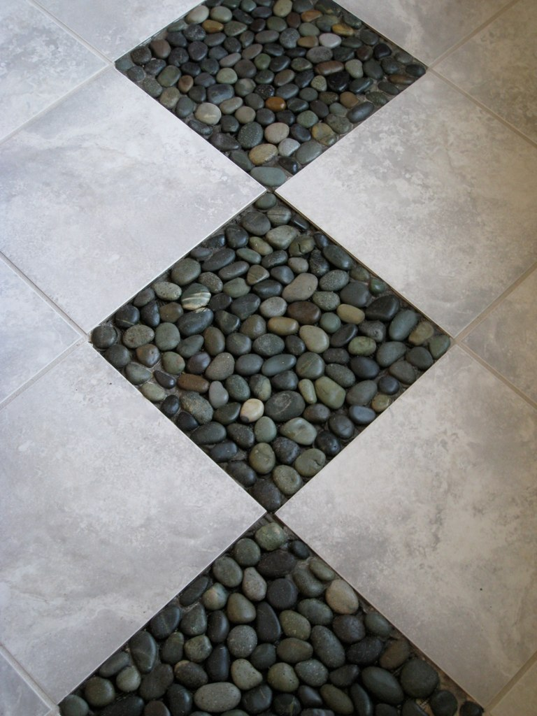 River Rock Flooring Tiles Gurus Floor