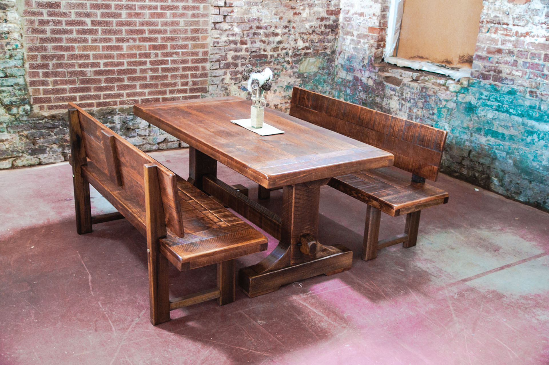 Excellent Wonderful Dining Room Benches With Backs Homesfeed Caraccident5 Cool Chair Designs And Ideas Caraccident5Info