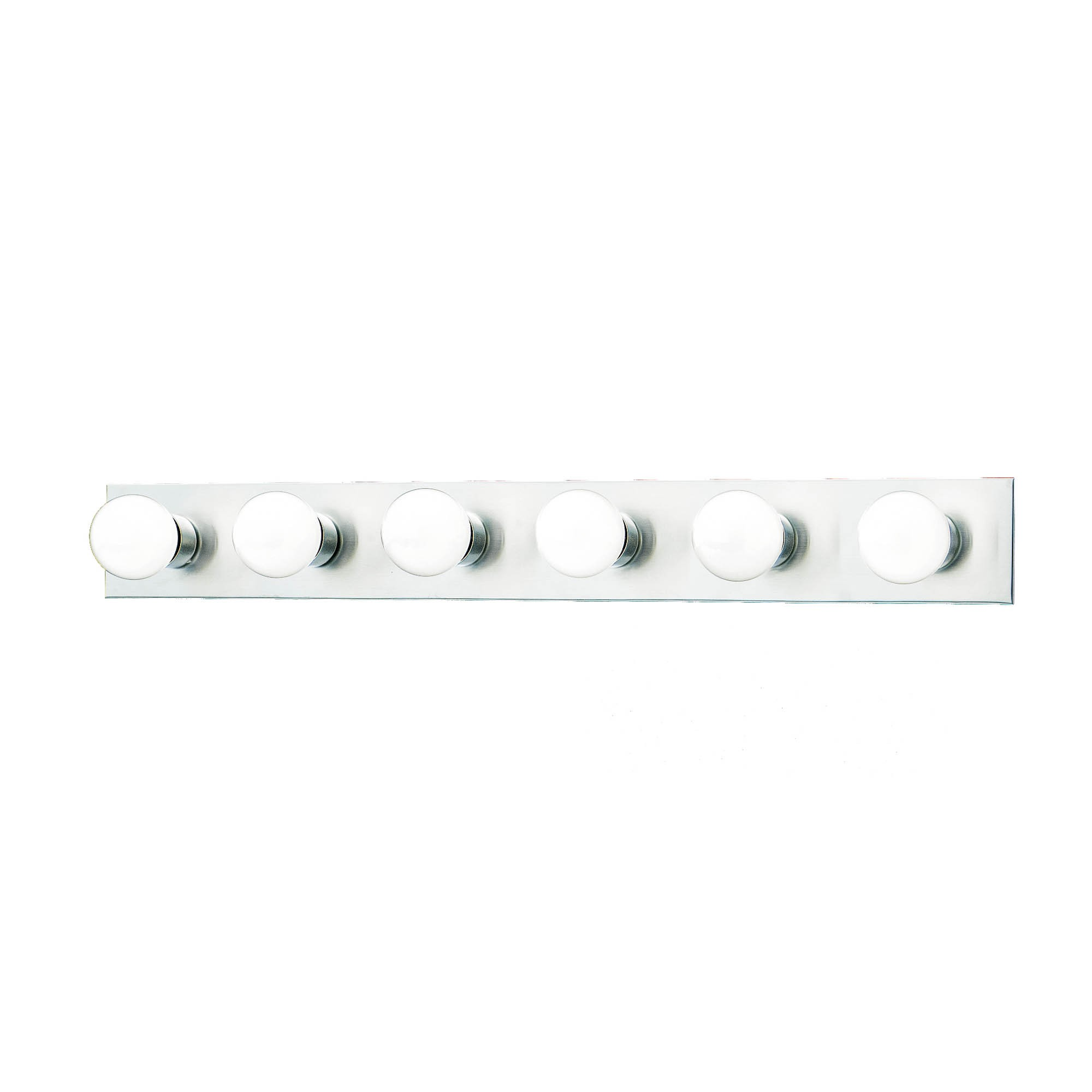 Regular Lamp Of 6 Light Vanity Fixture