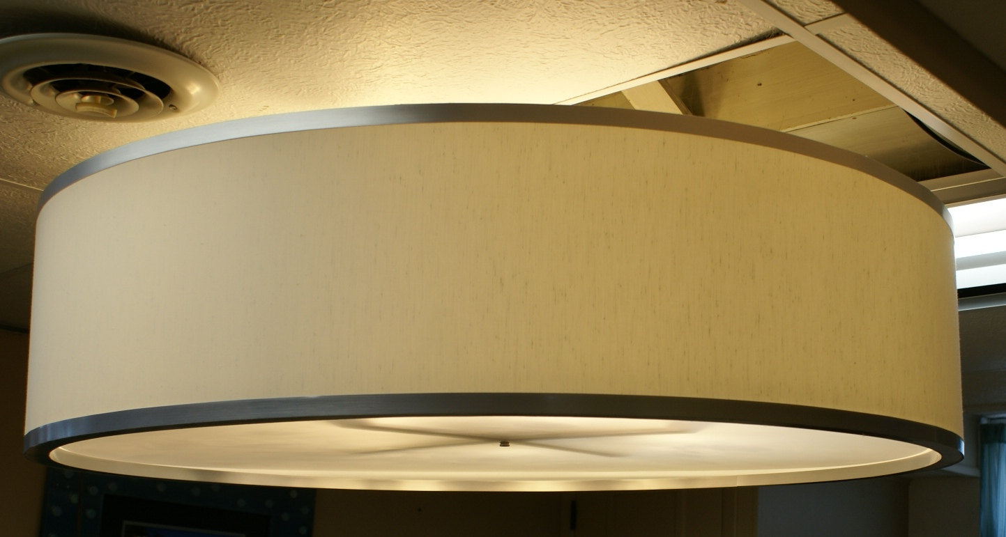 Extra Large Lamp Shades Homesfeed