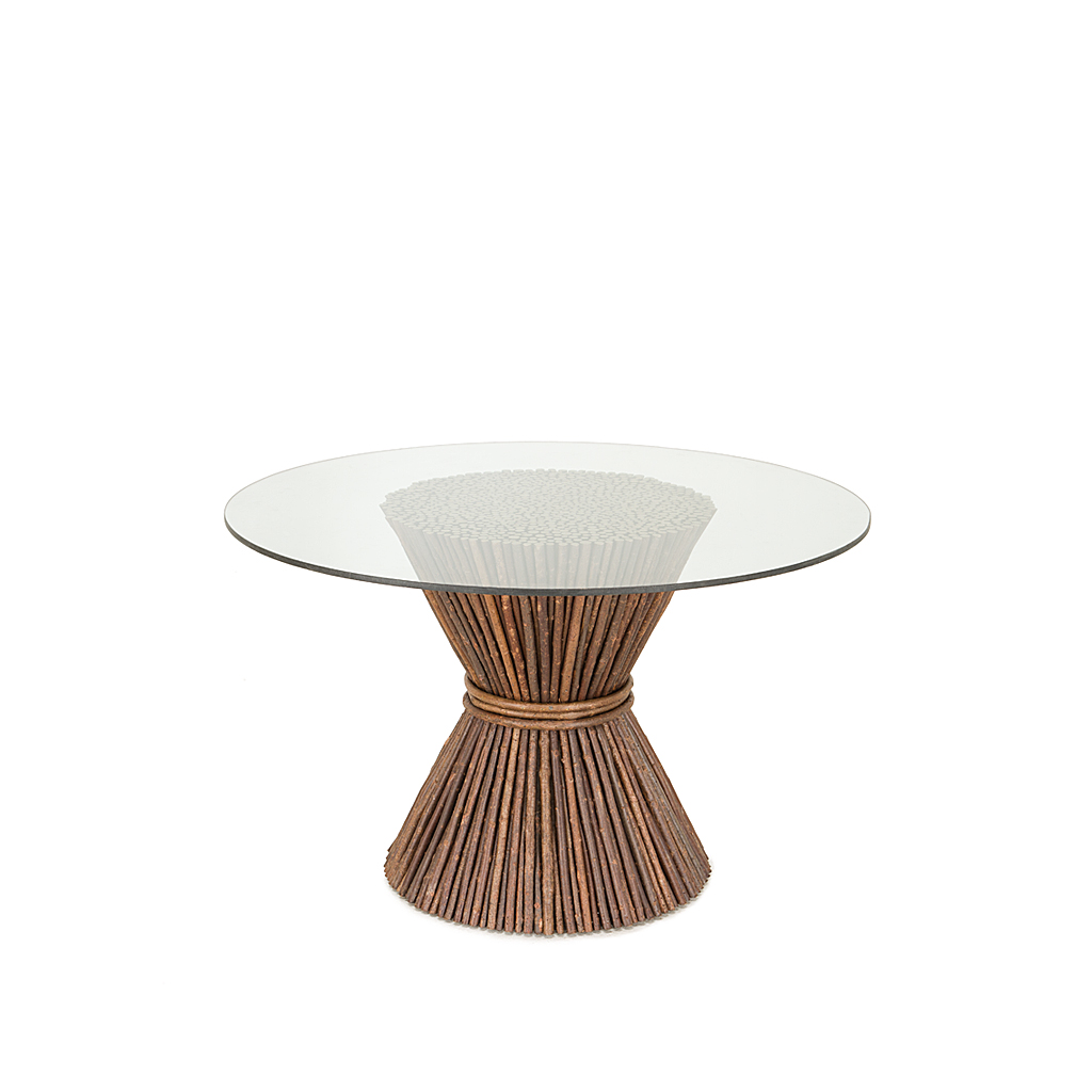 Kitchen Pedestal Table Round Base