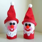 Santa Ideas Of Christmas Crafts To Make At Home