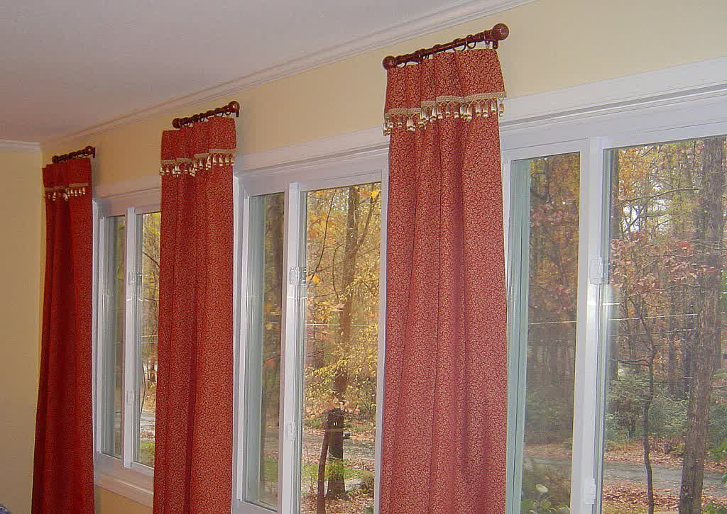 Short curtain ideas curtain menzilperde net for Window design solutions