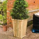 Tall Large Planters For Outdoors