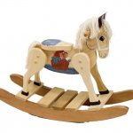 Unique Wooden Rocking Horses For Toddlers