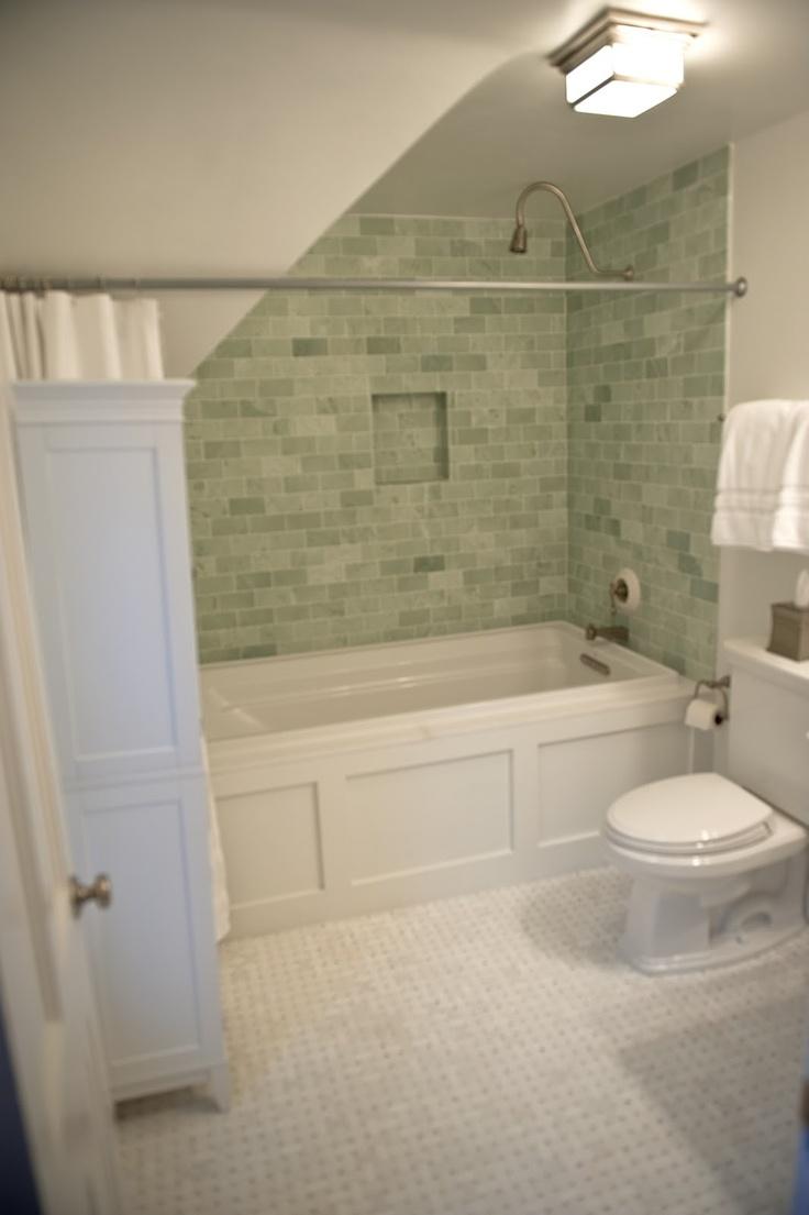 Beautiful Ming Green Marble Tile – HomesFeed