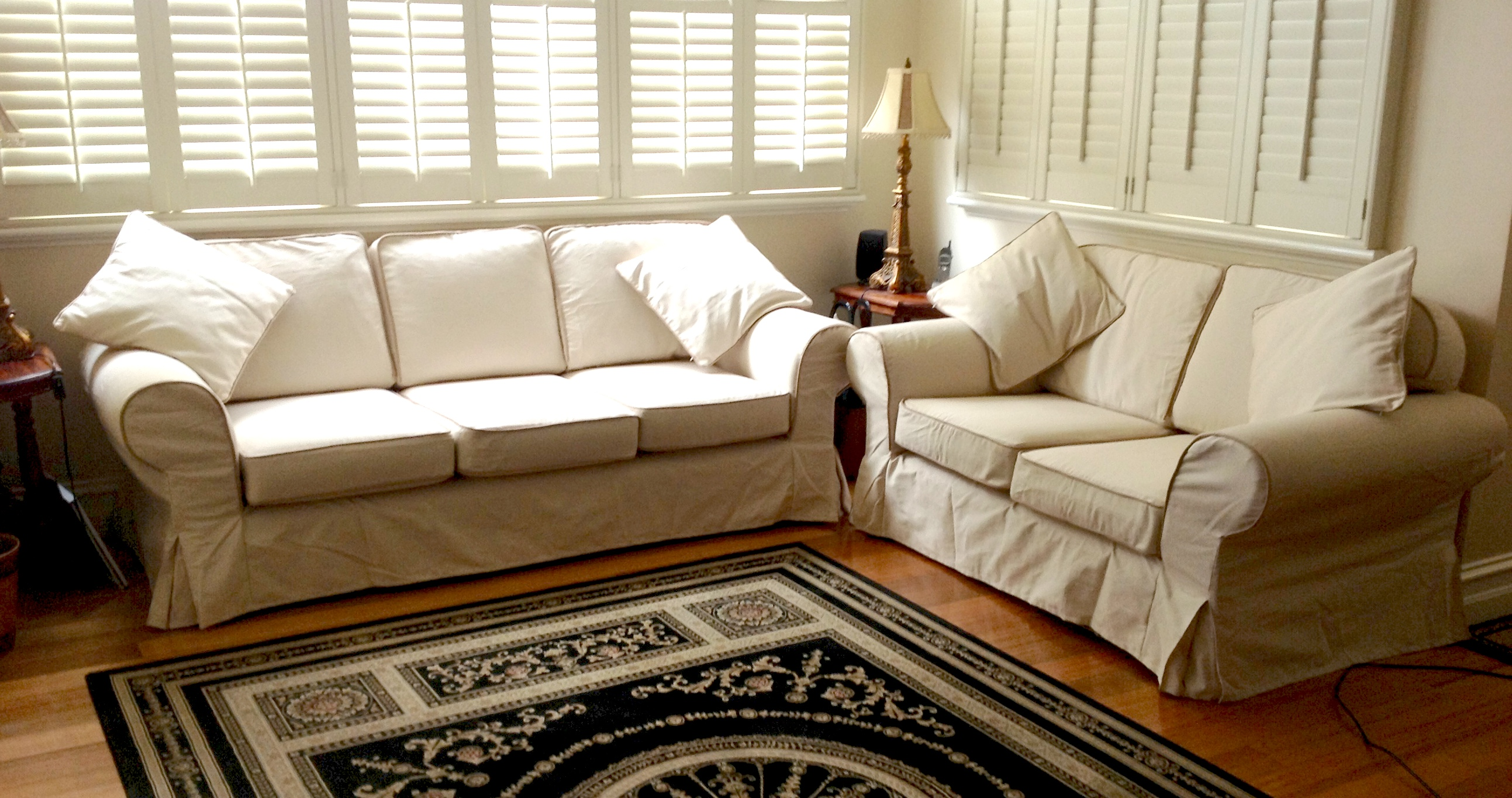 Slipcovers for Leather Couches