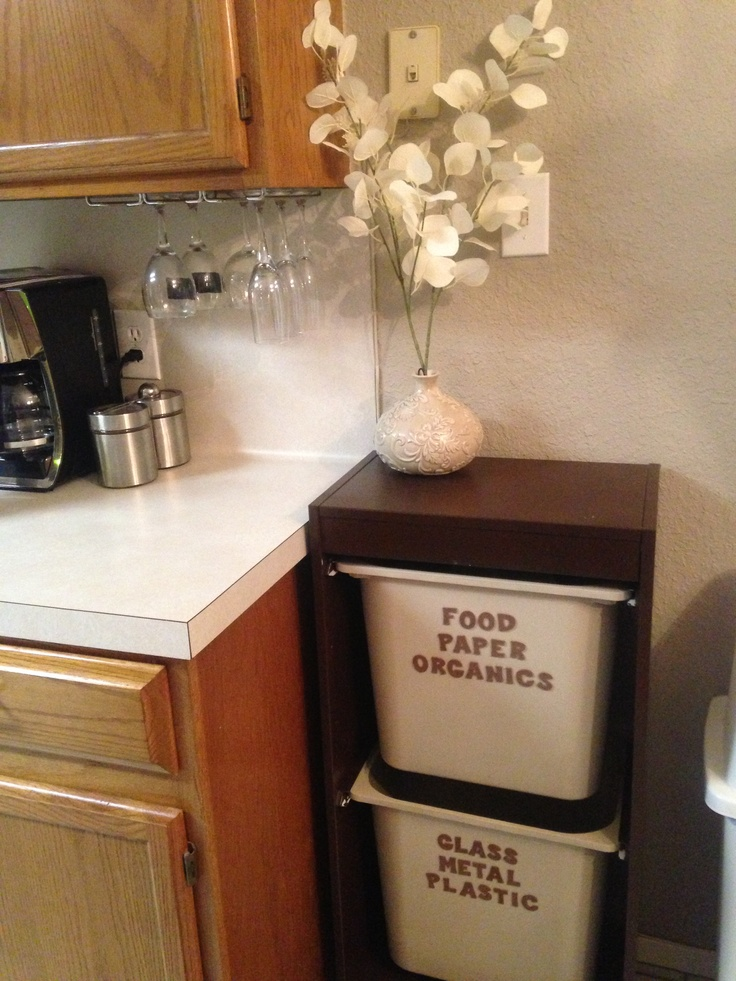 Perfect Ikea Recycle Bins Homesfeed