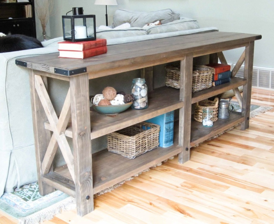 Cool Extra Long Sofa Table – HomesFeed
