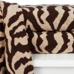 Awesome Animal Print Bath Towels