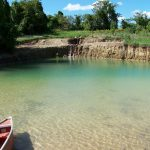 Awesome Natural Pools WIth Blue And Green Water