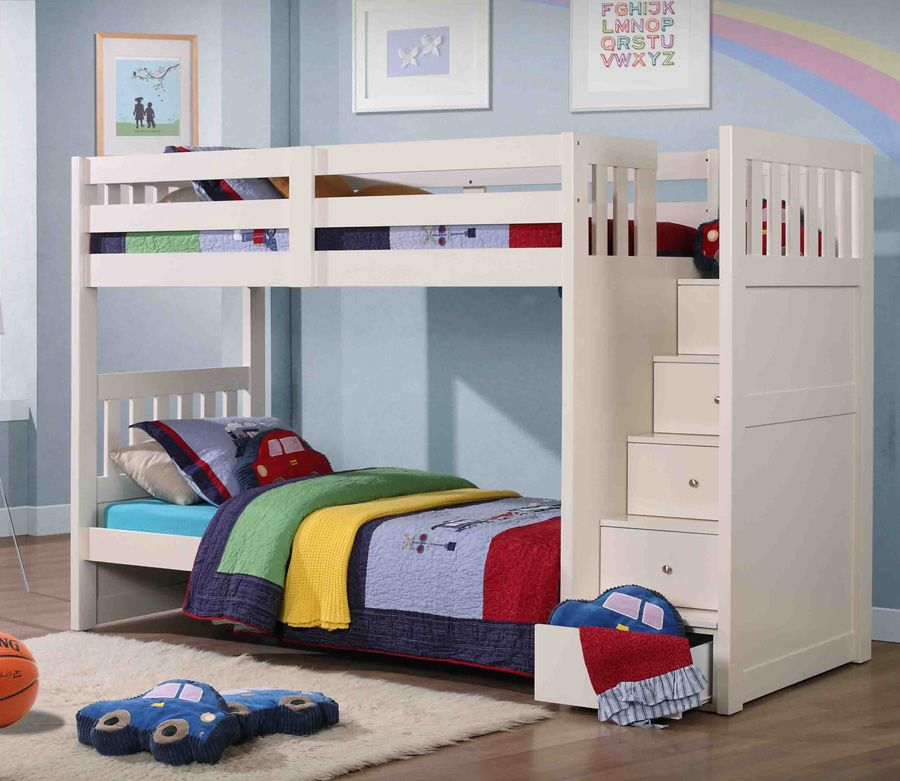 Best Toddler Bunk Beds With Stairs Homesfeed