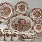 Complete Thanksgiving Dinnerware Sets
