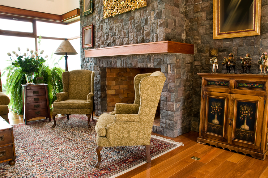 Best High Back Chairs For Living Room - HomesFeed