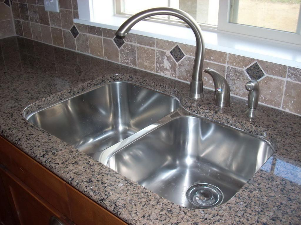 kitchen sink types materials best material for kitchen sink homesfeed 5997
