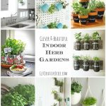 Indoor Herb Gardens For Kitchen