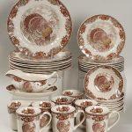 Luxury Thanksgiving Dinnerware Sets