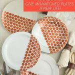 Painted Plates For Thanksgiving Dinnerware Sets