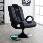 Perfect Black Gaming Chair For Adults With One Base
