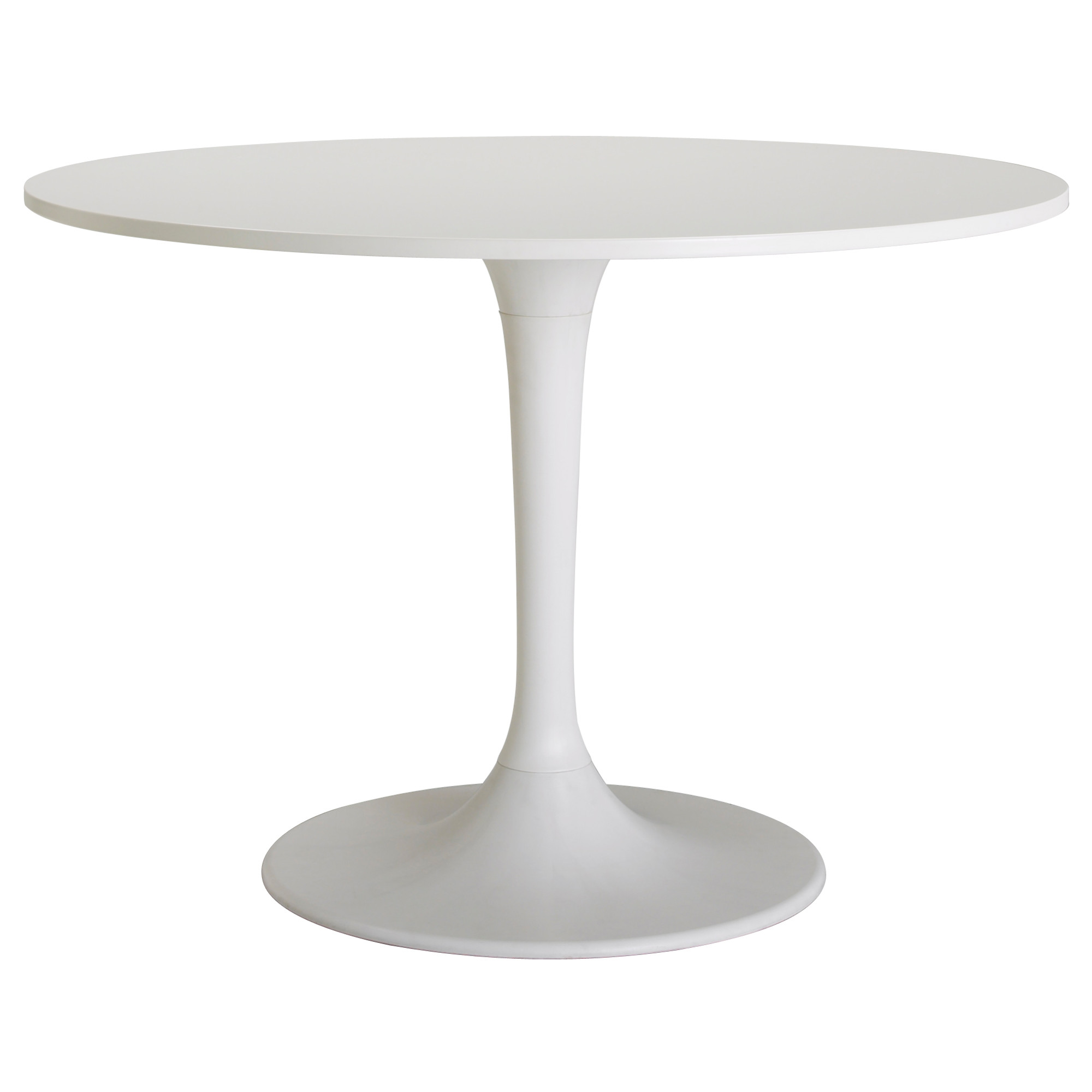 Round White Dining Tables: Beautiful White Round Kitchen Table And Chairs