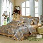 Satin Bedding With High End Linens
