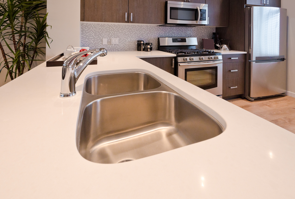 best material for kitchen sink homesfeed