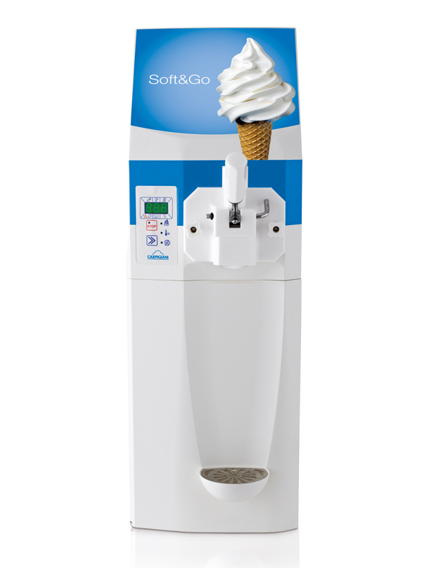 Soft Serve Ice Cream Machine For Home – HomesFeed