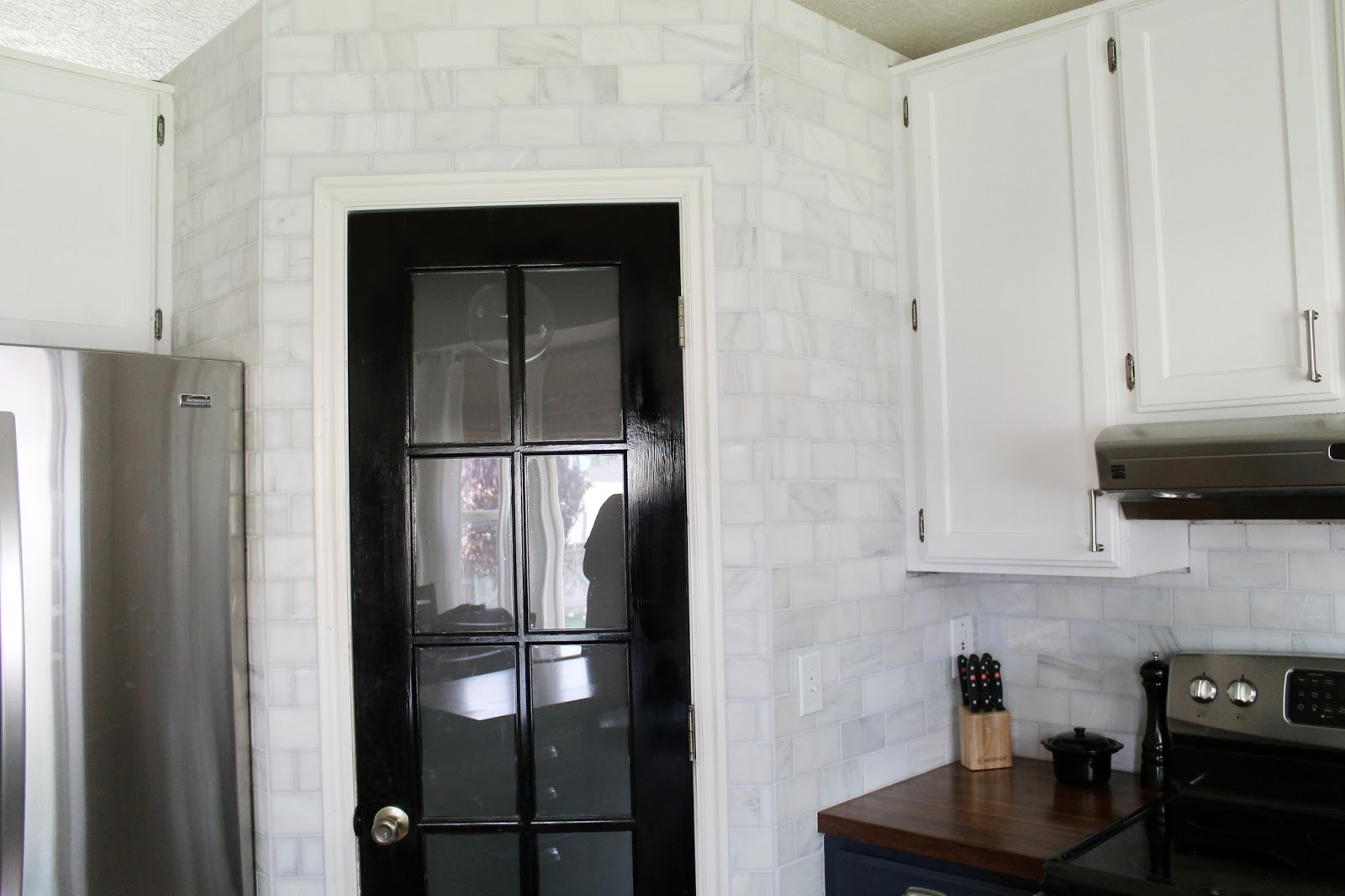 3x6 Subway Tile Kitchen