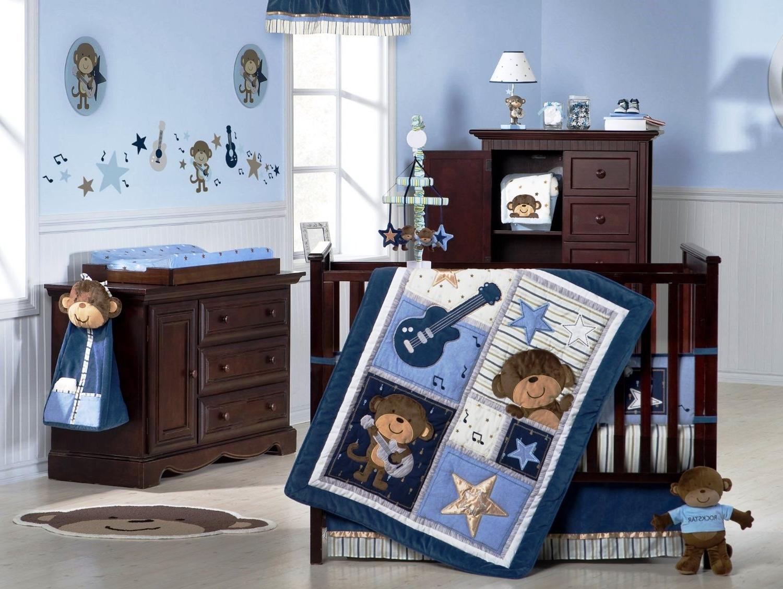 Baby Boy Nursery Theme Ideas Homesfeed