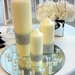 Luxurious Candle Centerpiece For Table